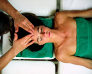 Head Massage - Ayurveda